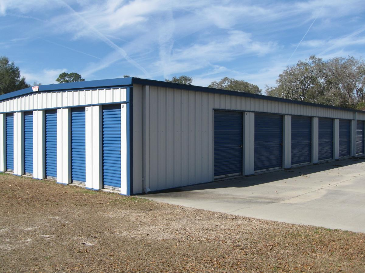 storage units in Branford, FL